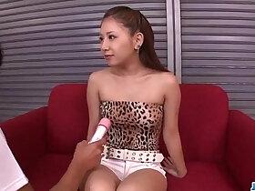 cum porn - Cum on face for slutty Japanese Mariru Amamiya