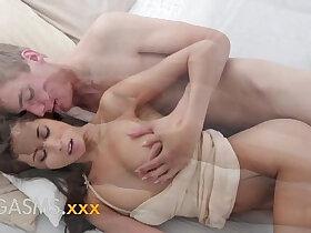 asian porn - ORGASMS Creampie for Indian asian beautiful japanese girl masturbating with natural big tits