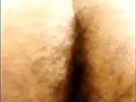 ass porn - Indian hairy asshole and ass