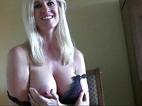 jerking porn - Tabitha milf jerk off instruction full