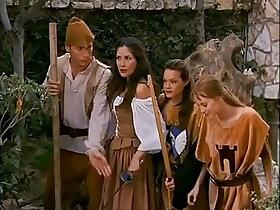 virgin porn - Susan Hale in The Virgins of Sherwood Forest