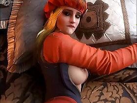 3d porn - The witcher 3d Compilation HD