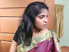 aunty porn - Sleeping Indian Aunty Romance with Thief