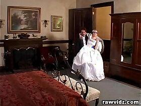 bride porn - Newly Wed Bride Gets Nasty Fuck