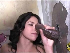 girl porn - Girl Next Door Interracial Gloryhole!