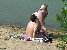 action porn - Beach spy cam action revealed