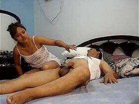 amateur porn - amateur indian couple sex watching porn movie