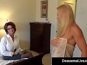 brunette porn - Horny brunette Milf Brooke Tyler Pussy Pleasure Each Other!