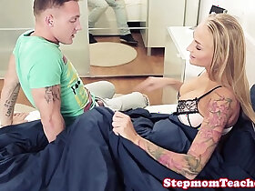 pussy porn - Tattooed stepmom with bigtits pussyfucked