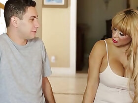 fuck porn - Do you wanna fuck your Mommy? Alyssa Lynn and Brad Knight