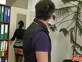 anal porn - Anal Fucking the New Secretary at work